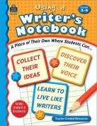 Using a Writer's Notebook, Grades 3-4