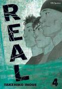 Real, Volume 4 (Real (Viz))