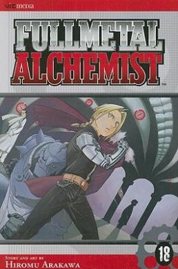 Fullmetal Alchemist: v. 18