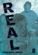 Real, Volume 8 (Real (Viz))