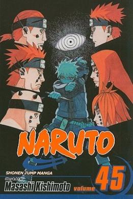 Naruto: v. 45 (Naruto)