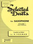 Selected Duets for Saxophone, Volume I