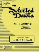 Selected Duets for Clarinet, Volume I