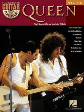 Guitar Play-Along: Queen: Volume 112