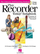 Play Recorder Today! Songbook