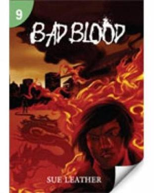 Bad Blood Graded Reader Page Turner B1 1600 headwords