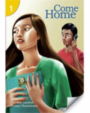 Come Home Graded Reader Page Turner Pre A1 200 Headwords
