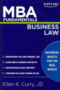 MBA Fundamentals Business Law