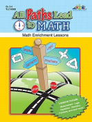 Lorenz Corporation TLC10583 All Paths Lead to Math- Grade 2-4