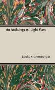 An Anthology of Light Verse