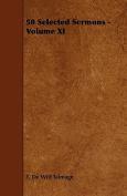 50 Selected Sermons - Volume XI