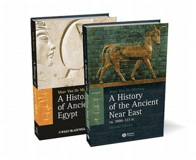 Van De Mieroop Ancient History Course Set (Blackwell History of the Ancient World)