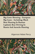 Big Game Shooting - European Big Game - Including