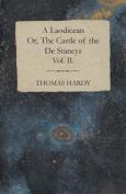 A Laodicean - Or, the Castle of the de Stancys - Vol. II.