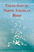 Check-List of North American Birds