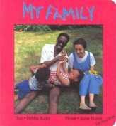 My Family (Talk-About-Books) [Board book]