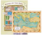 Bible and Mediterranean Poster Set