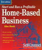 Start and Run a Profitable Home-Based Business