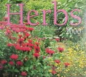 Herbs Calendar: 2000