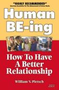 Human Be-Ing