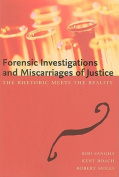 Forensic Investigations and Miscarriages of Justice