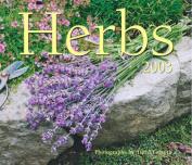 Herbs Calendar 2003