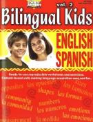 Sara Jordan Publishing JMPB0S24 Bilingual English Spanish Vol 2 Resource Book