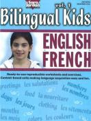Bilingual Kids, English-French, Resource Book