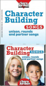 Character Building Songs, CD/Book Kit [With CD (Audio)]
