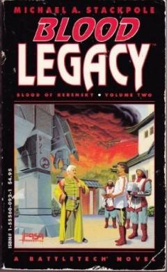 Blood of Kerensky: Bk. 2: Blood Legacy
