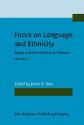 Focus on Language and Ethnicity