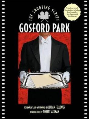 Gosford Park (Newmarket Shooting Script)