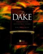 Dake Annotated Reference Bible-KJV-Large Print [Large Print]