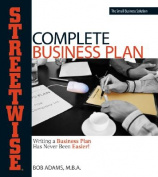 Adams Streetwise Complete Business Plan