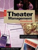 Theater Managemenr Handbook