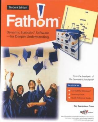 Fathon Dynamic Statistics Software-For Deeper Understanding (CD-ROM)