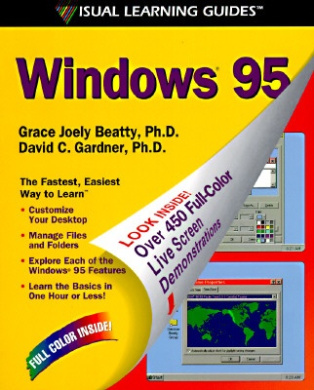 Windows 95: Visual Learning Guide