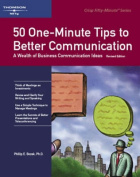 50 One-Minute Tips to Better Communication