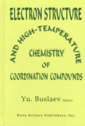 Electron Structure and High-Temperature Chemistry of Coordination Compounds