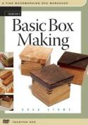 Basic Box Making