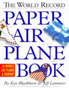 The World Record Paper Airplane Book with Other