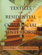 Textiles for Residential and Commercial Interiors, 2nd Edition
