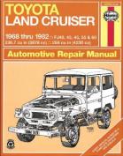 Haynes Toyota Land Cruiser Automotive Repair Manual
