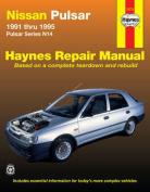 fits Nissan Pulsar Australian Automotive Repair Manual
