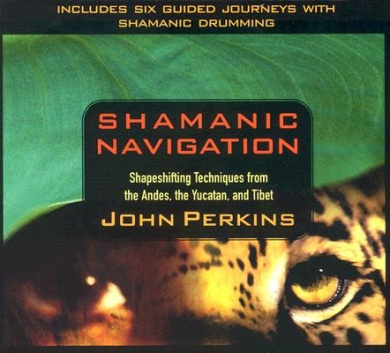 Shamanic Navigation: Shapeshifting Techniques from the Andes, the Yucatan, and Tibet