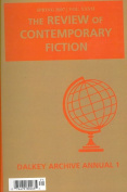 The Review of Contemporary Fiction: Special Fiction Issue: Juan Emar