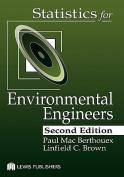 Statistics for Environmental Engineers