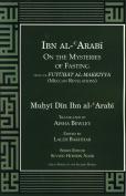 Ibn Al-Arabi Mysteries of Fasting