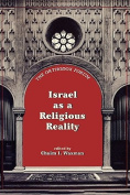 Israel as a Religious Reality