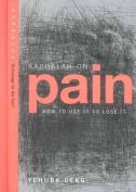 Kabbalah on Pain